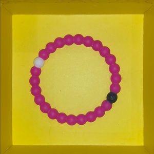 Lokai Breast Cancer Awareness Bracelet Pink